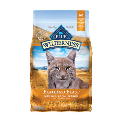 Feline Adult Wilderness - Flatland Feast