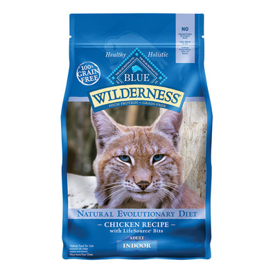 Feline Adult - Wilderness Indoor - Chicken-2.27 kg