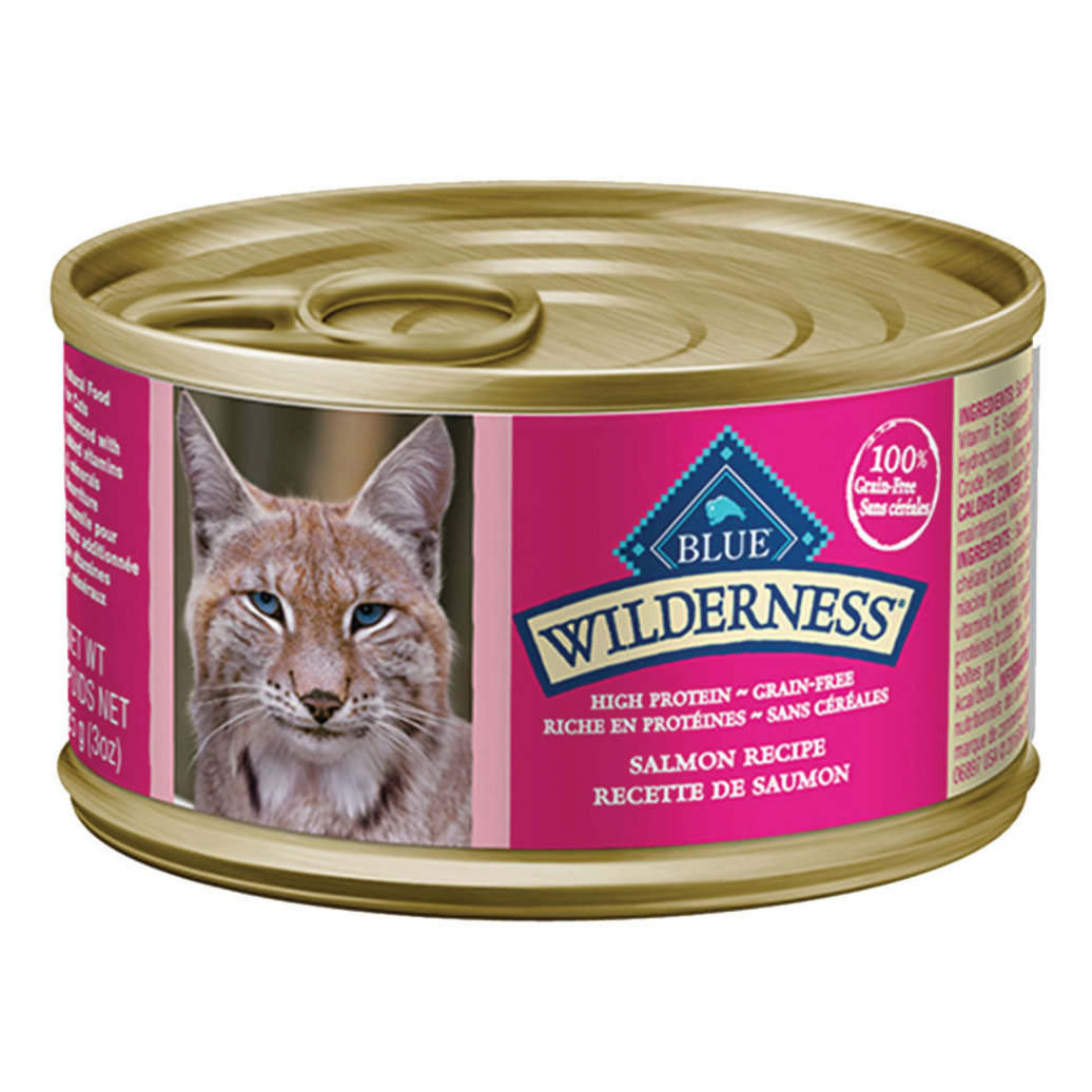 View larger image of Feline Adult - Wilderness - Salmon - 85 g