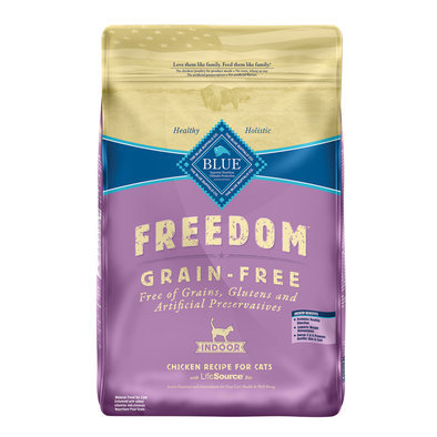 Freedom Grain-Free Cat, Indoor, Chicken