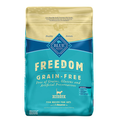 Freedom Grain-Free Cat, Indoor, Fish