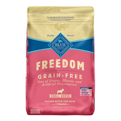 Freedom Grain Free Dog Small Breed, Chicken
