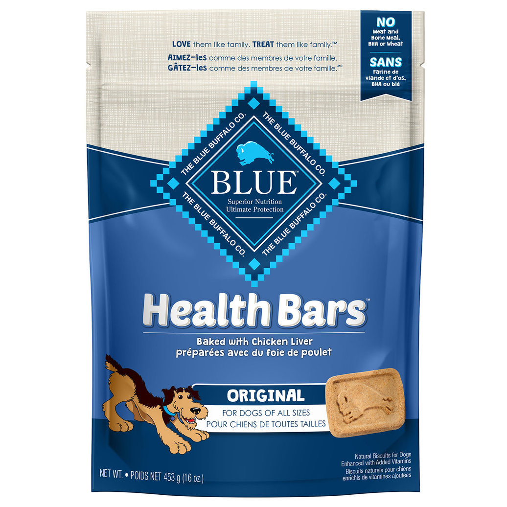View larger image of Health Bars Chicken Liver - 453 g