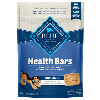 Health Bars Chicken Liver - 453 g
