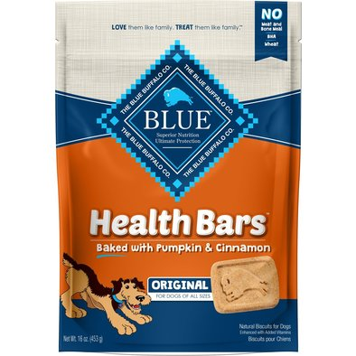 Health Bars - Pumpkin & Cinnamon - 453 g
