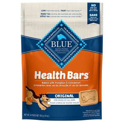 Health Bars Pumpkin & Cinnamon - 453 g