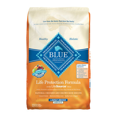 Life Protection Large Breed, Chicken & Brown Rice - 30 lb
