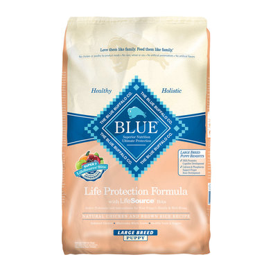 Life Protection Puppy Breed, Chicken & Brown Rice - 30 lb