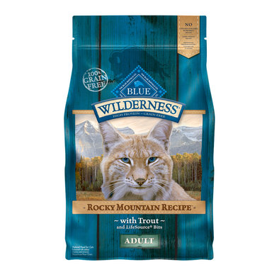 Rocky Mountain Wilderness Cat Trout Grain-Free - 1.8 Kg