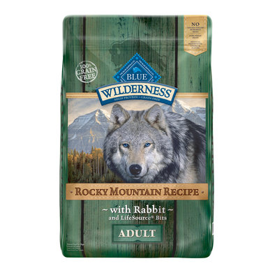 Rocky Mountain Wilderness Dog Rabbit Grain-Free