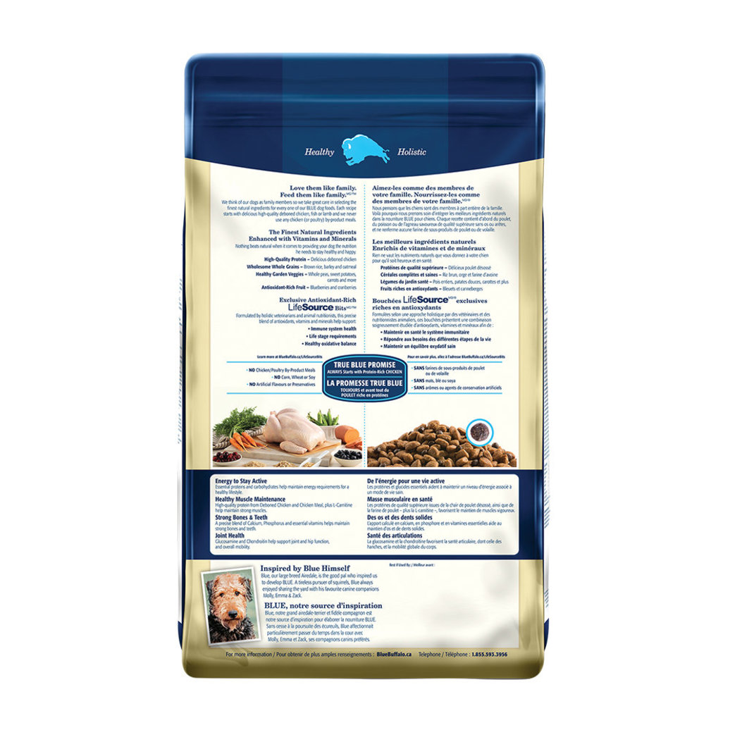 View larger image of Senior - Life Protection - Chicken & Brown Rice