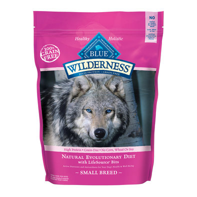 Small Breed, Wilderness Chicken Adult Dry Dog Food