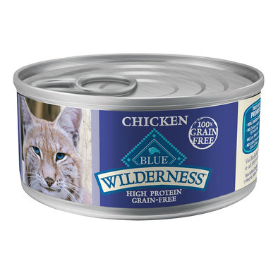 Wilderness, Chicken Canned Cat Food - 165 g