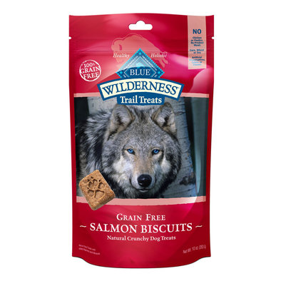 Wilderness Salmon Biscuits - 10 oz