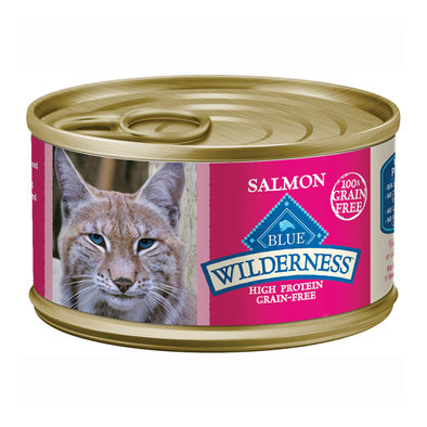 Wilderness, Salmon Canned Cat Food - 165 g
