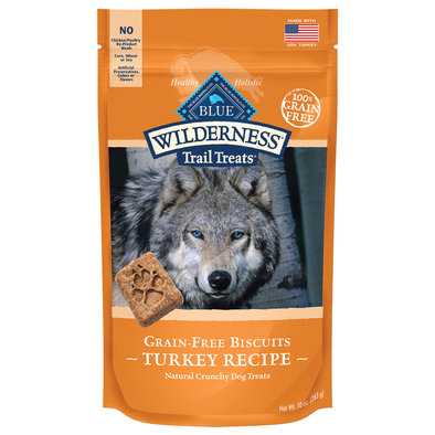 Wilderness Turkey Biscuits - 10 oz
