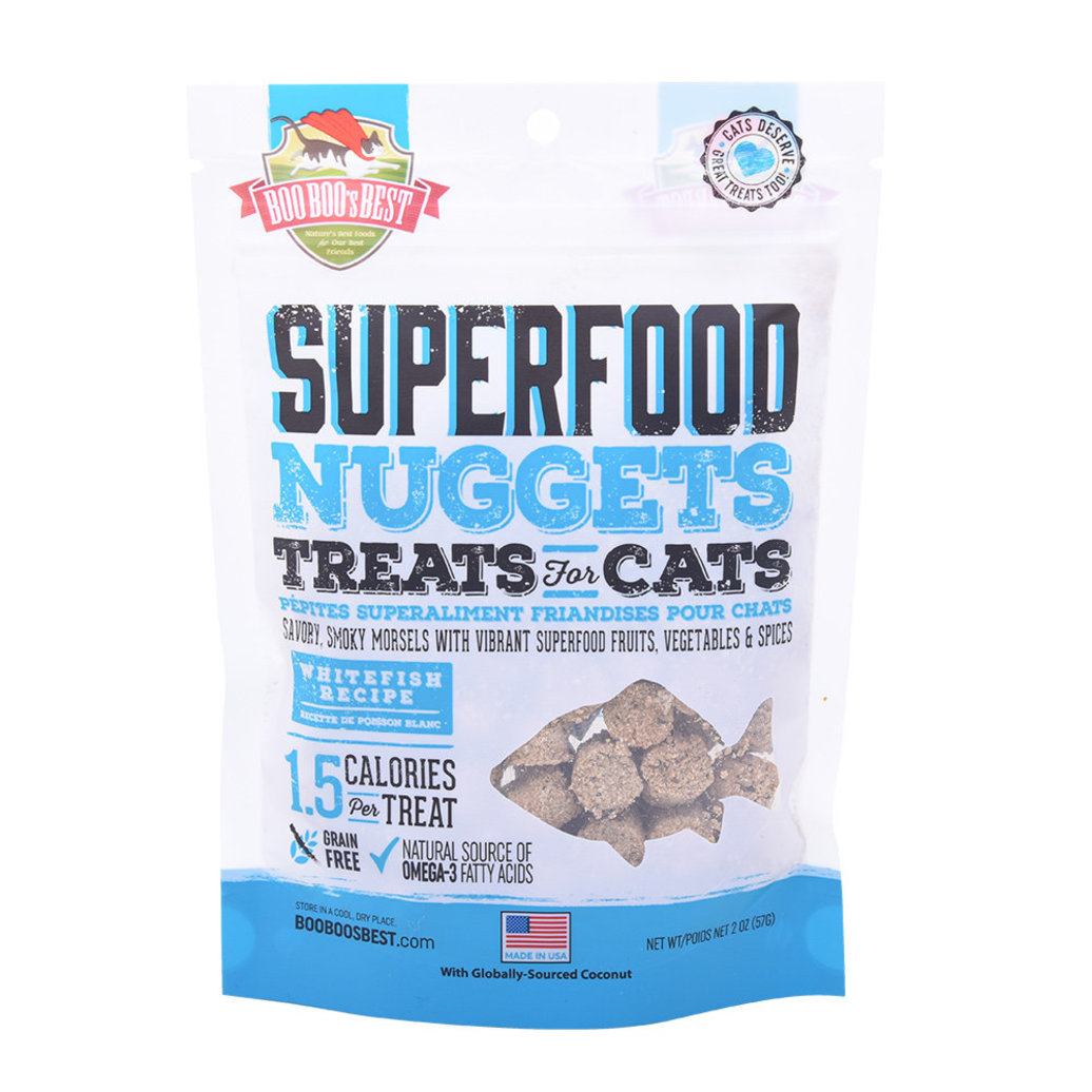 View larger image of Feline Dehydrated Treats - White Fish - 56 g