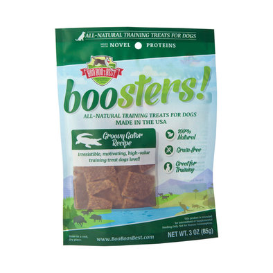 Groovy Gator Training Treats - 85 g
