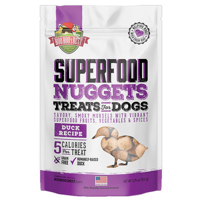 Superfood Nuggets - Duck - 113 g