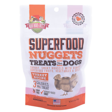 Superfood Nuggets - Turkey - 113 g