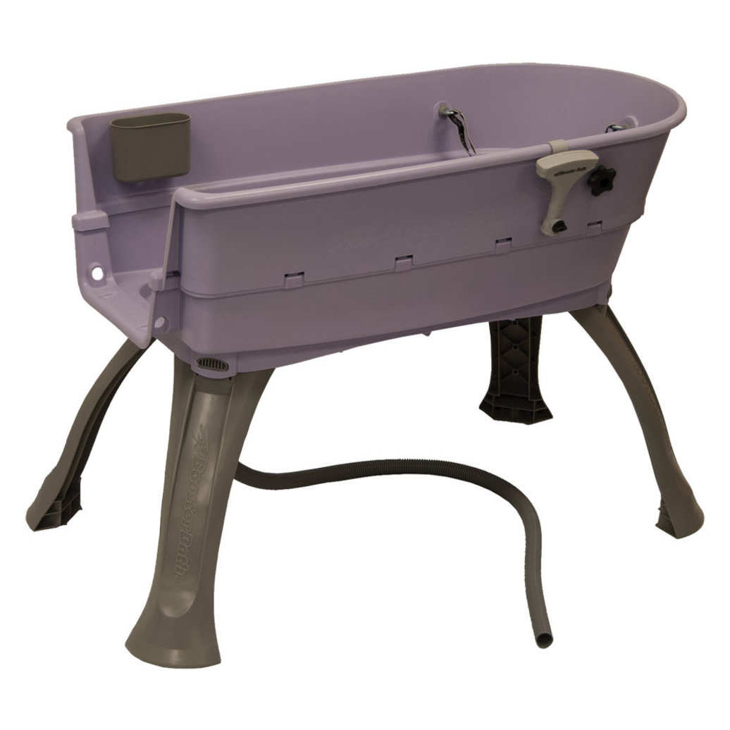 View larger image of Booster Bath - Lilac - Large