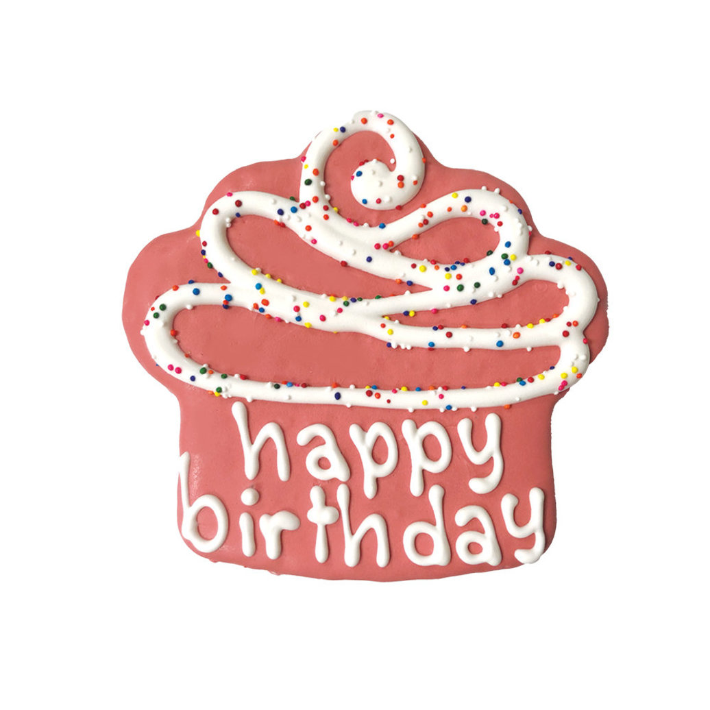 """View larger image of Birthday Collection, Happy Birthday Cupcake - 4"""""""
