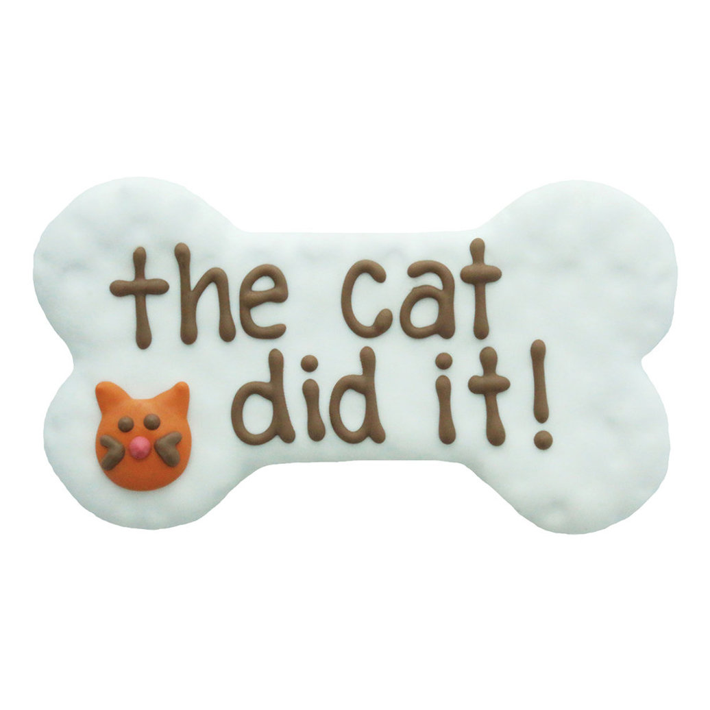 View larger image of Fido Says, The Cat Did It!