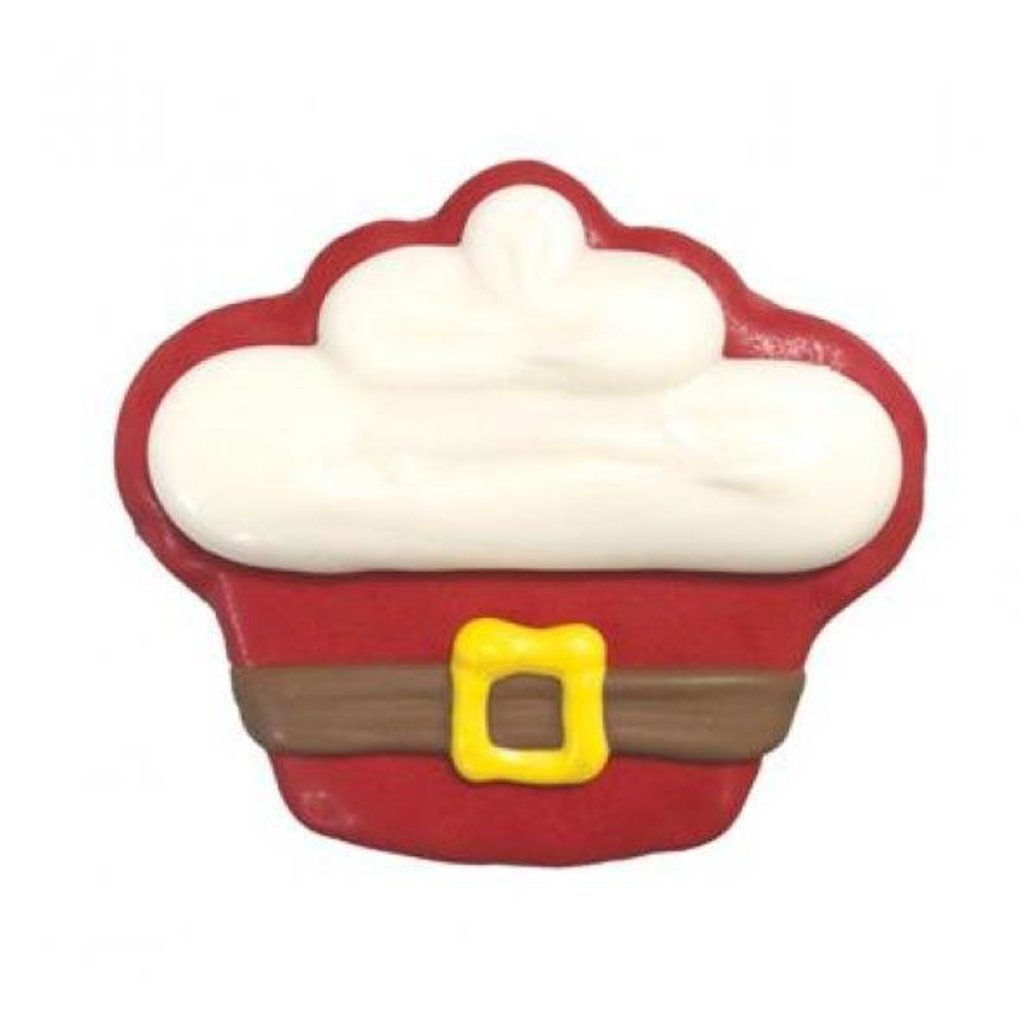 View larger image of Yappy Howlidays, Christmas Cupcake