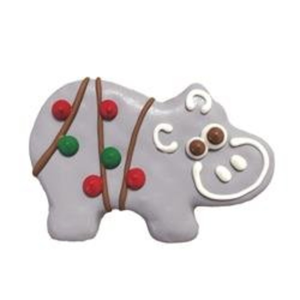 View larger image of Yappy Howlidays, Holiday Hippos
