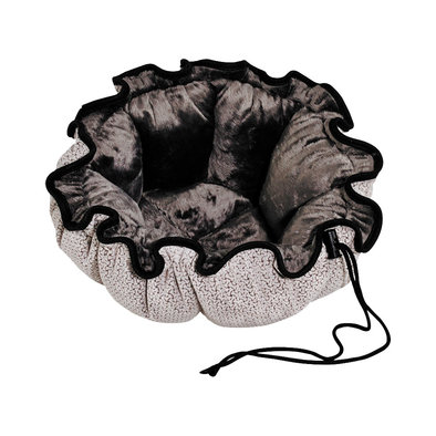 Buttercup Bed, Silver Treats - Small