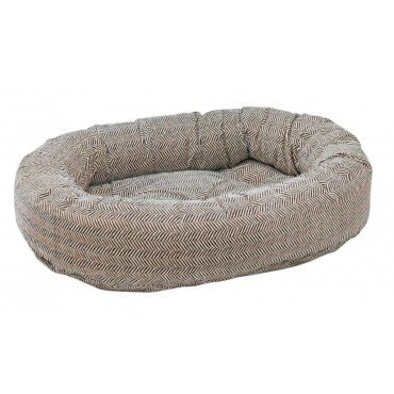 Donut Bed - Herringbone