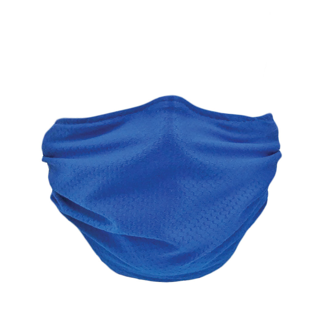 View larger image of Grooming Mask - Blue