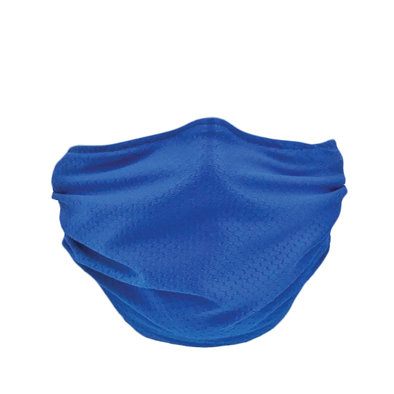 Grooming Mask - Blue