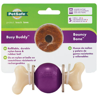 Bouncy Bone w/ Cornstarch Ring