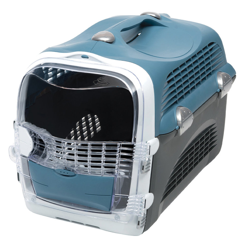 """View larger image of Catit 2.0 , Cabrio Carrier - Blue-Grey - 20x13x13.75"""""""