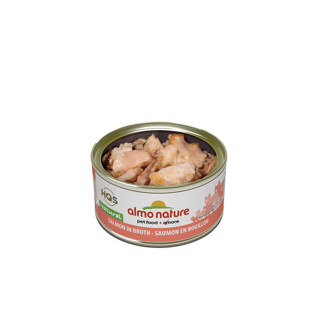 View larger image of Feline - Can - Salmon in Broth - 2.5 oz