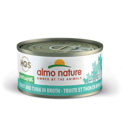 Feline - Can - Trout & Tuna in Broth - 2.5 oz