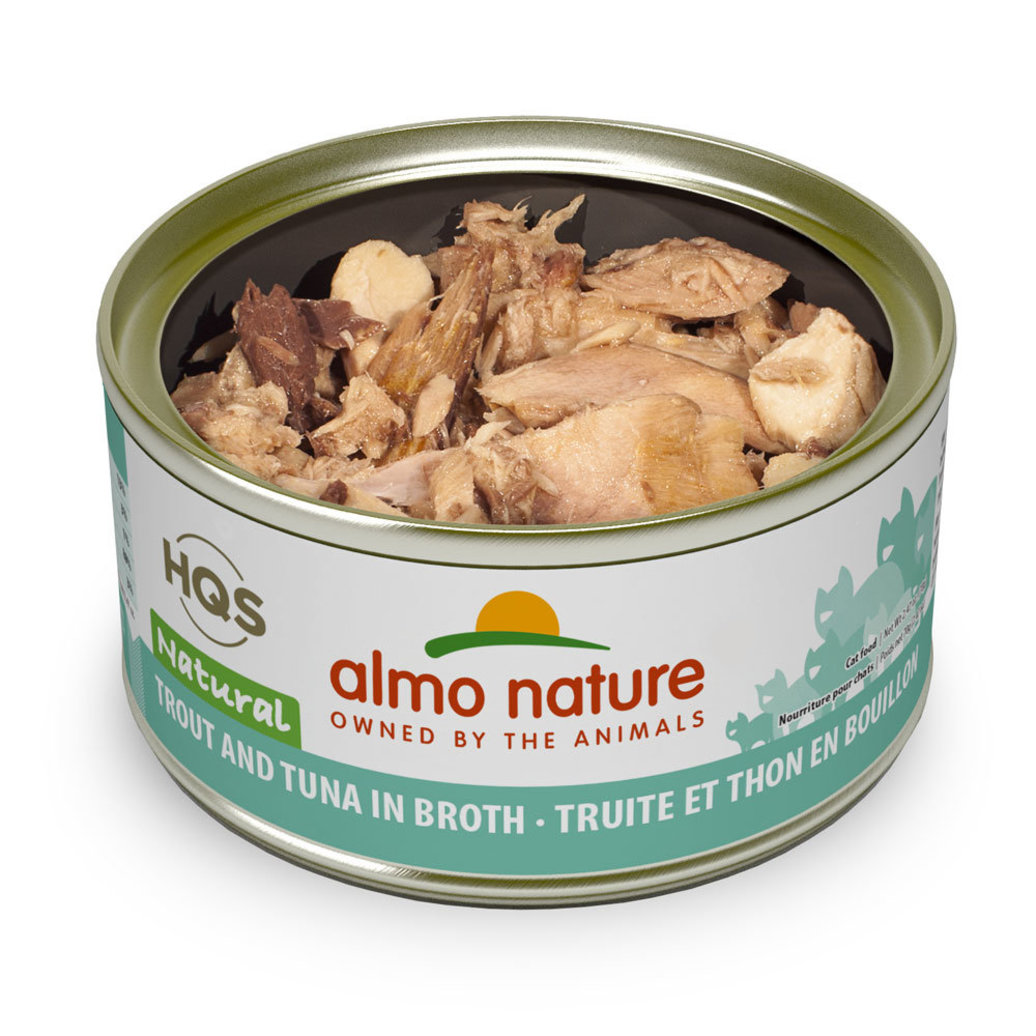 View larger image of Feline - Can - Trout & Tuna in Broth - 2.5 oz