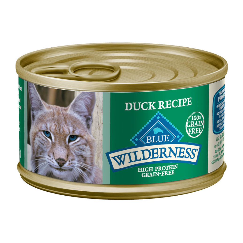 View larger image of Can, Feline Adult - Wilderness - Duck - 85 g