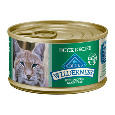 Can, Feline Adult - Wilderness - Duck - 85 g