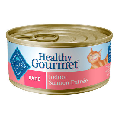 Can,FelineAdultIndoor-Healthy Gourmet-Salmon-156 g