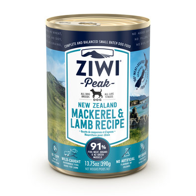 Can - Mackerel & Lamb - 390 g