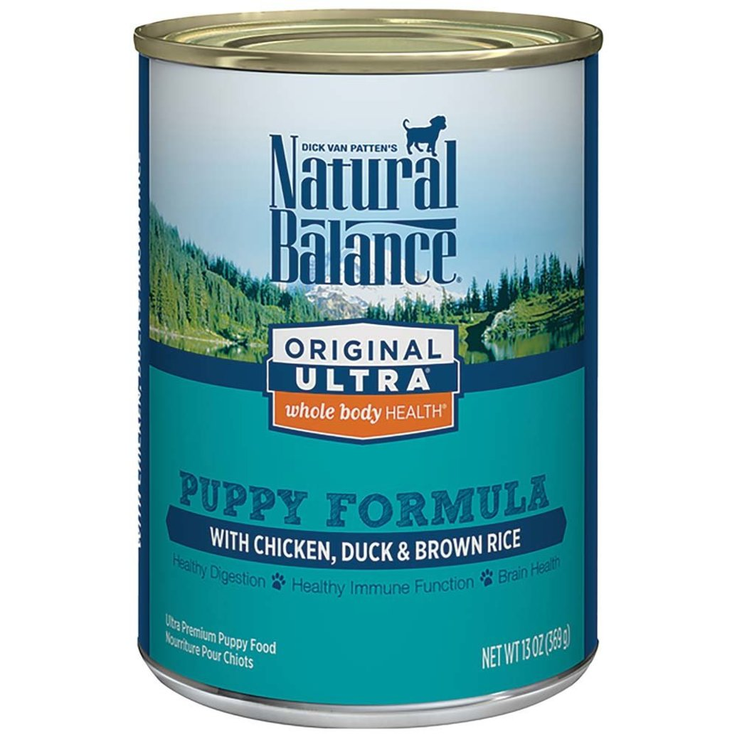 View larger image of Can Puppy Chicken, Duck & Brown Rice - 369 g