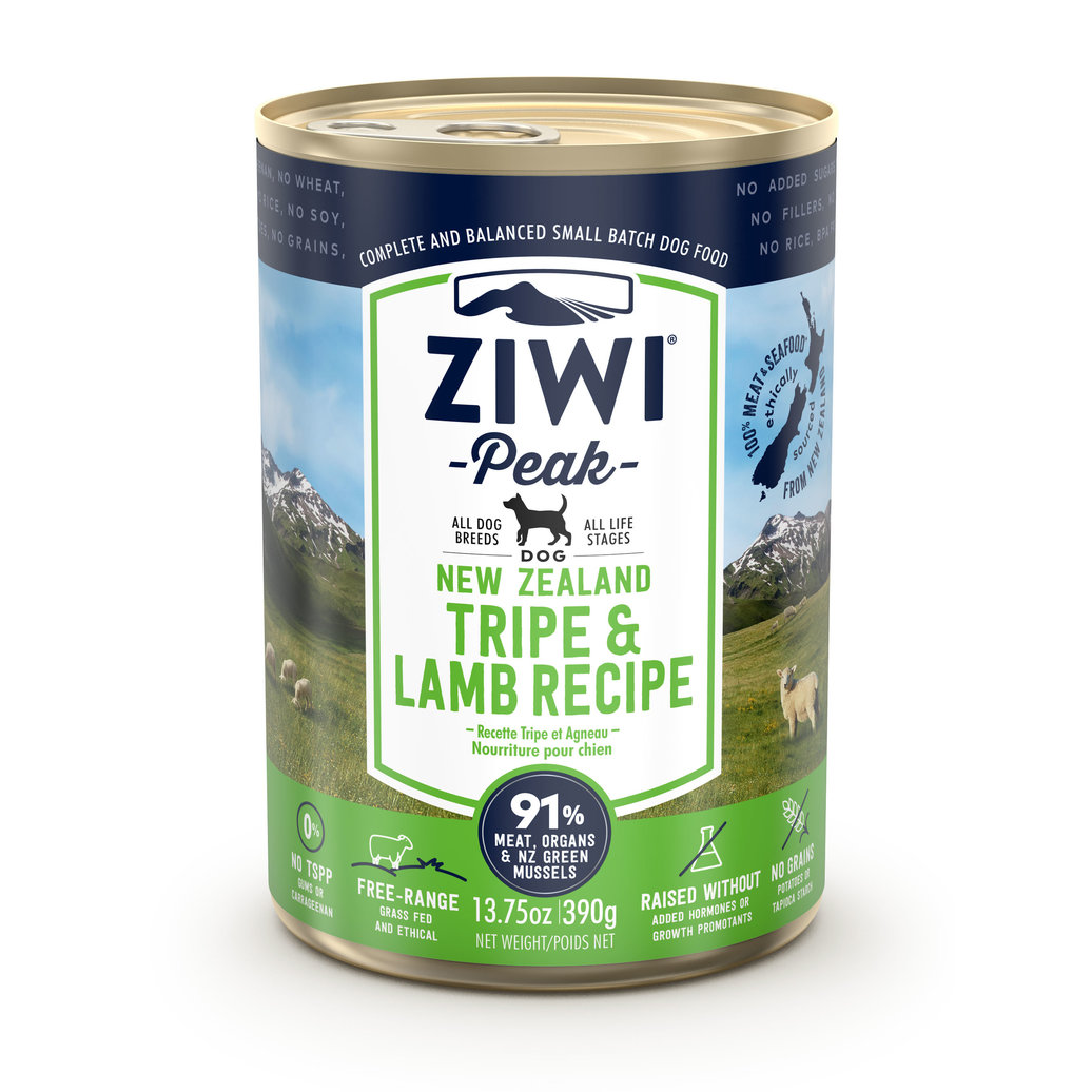View larger image of Can - Tripe & Lamb - 390 g