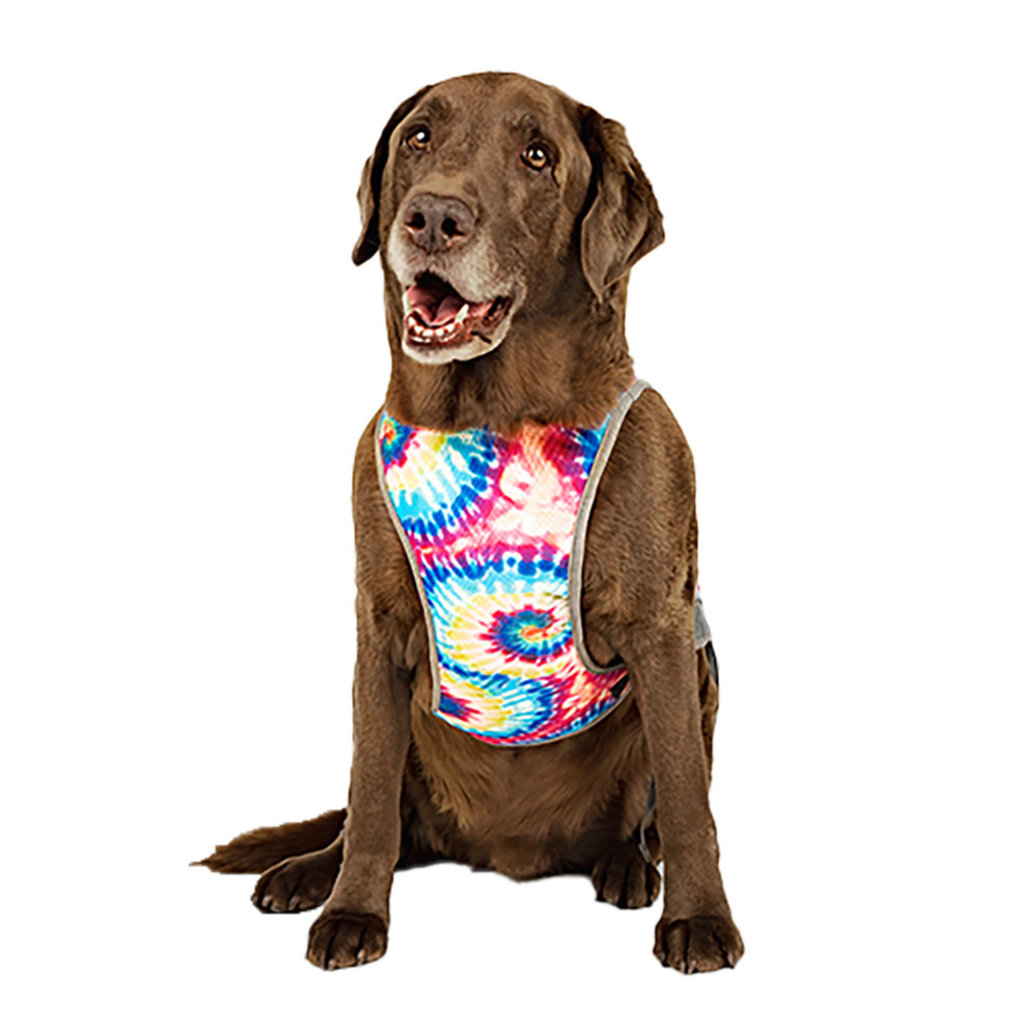 View larger image of Canada Pooch, Chill Seeker Cooling Vest - Tye Dye