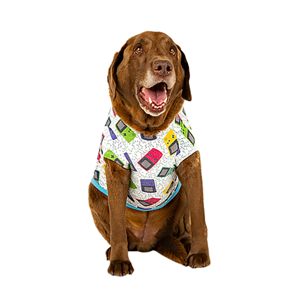 View larger image of Canada Pooch, Follow Me Tee - Game On