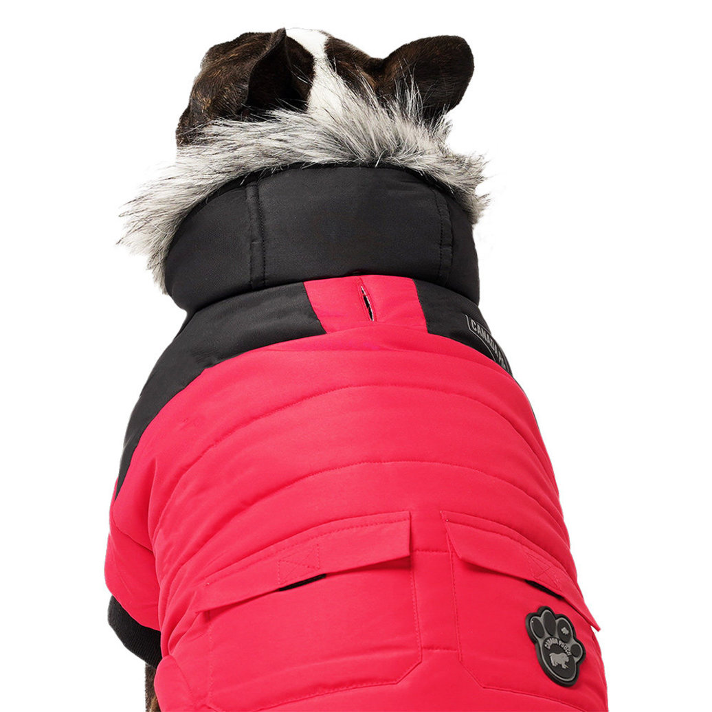 View larger image of True North Parka - Red