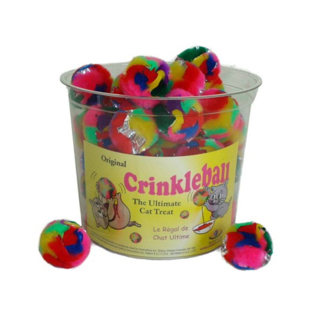 View larger image of Crinkle Ball - Mini