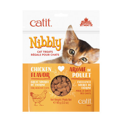 Feline Nibbly Cookies - Chicken - 90 g