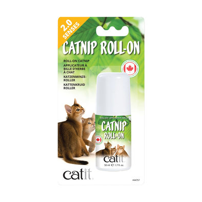 Catit 2.0 , Senses Catnip Roll On - 50 mL
